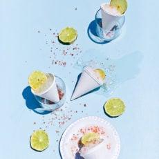 Cone Head: Margarita Snow Cones for Cinco de Mayo