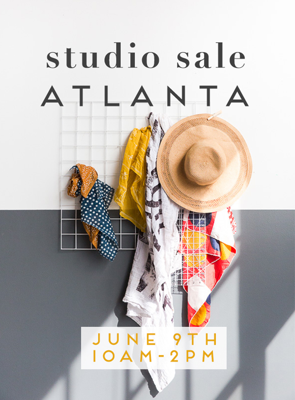 Atlanta Studio Sale This Weekend! #atlanta #atlantasale #atlantaevent #atantayardsale #atlantagaragesale #atlantamodernfurniture