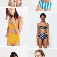 Take the Plunge: The Coolest Summer Swimsuits