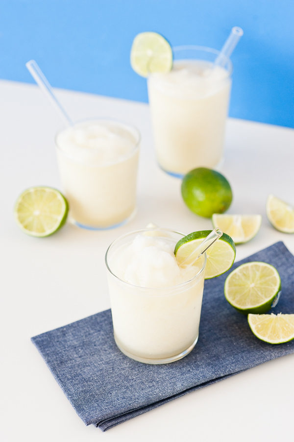 Gin and Juice Slushies for Summer. Check out 42 of the Best Summer Recipes to Get you Ready for July Fourth.