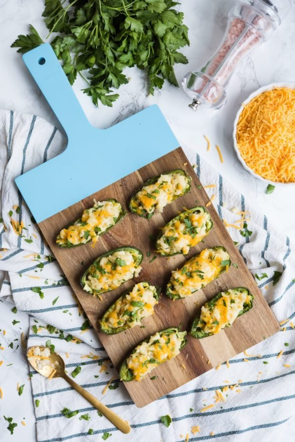 Mac-n-Cheese Stuffed Jalapeno Poppers. Check out 42 of the Best Summer Recipes to Get you Ready for July Fourth.