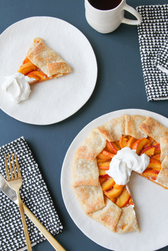 One-Hour Peach Galette. Check out 42 of the Best Summer Recipes to Get you Ready for July Fourth.