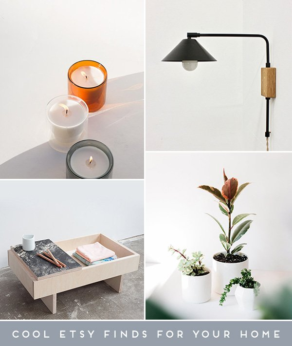 Cool Etsy finds for your home! Click through for the full list. #etsyfinds #cooletsy #etsypicks #etsyhome #coolhomedecor