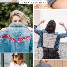 Jean Queen: 13 Ways to Upgrade Denim Clothing