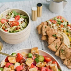 3 Easy Summer Salads Perfect for Entertaining