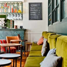 London Calling: The Coolest Places to Stay, Eat, and Shop in London, England