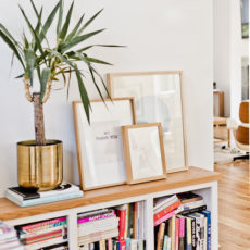 Picture This: Where To Shop for The Perfect (Modern) Pre-Made Frames for Artwork
