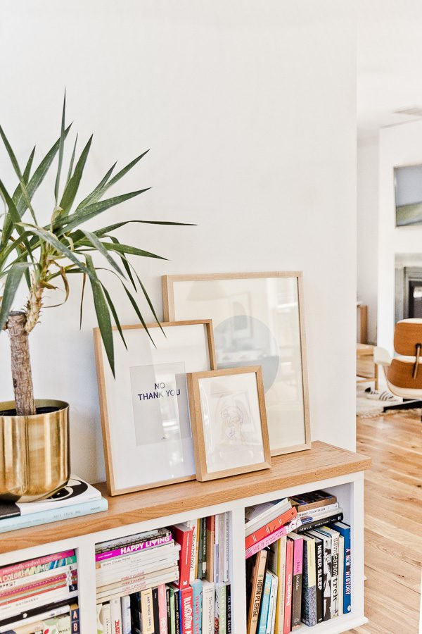 Where To Shop for The Perfect (Modern) Pre-Made Frames for Artwork