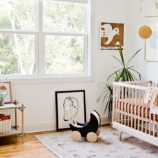 12 Rooms in 12 Months: Hayes' Nursery Reveal
