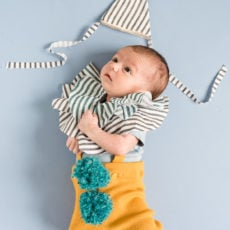 Boo! 3 Last Minute Halloween Costumes for Babies that Are Actually Super Cute