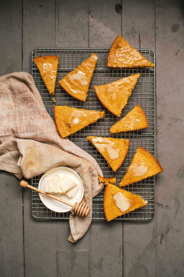 A healthy(ish) cornbread recipe