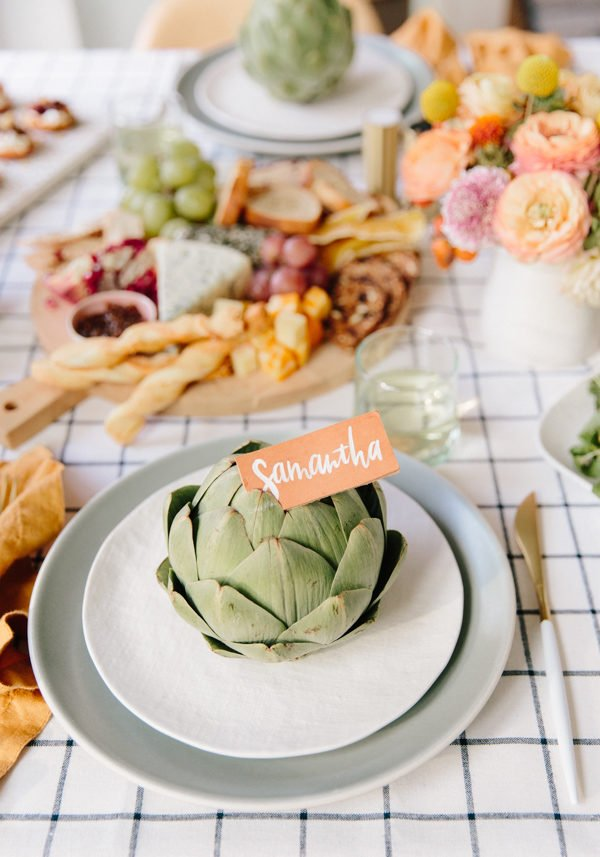 3 Easy Ways to Upgrade Your Thanksgiving Tablescape in 15 Minutes