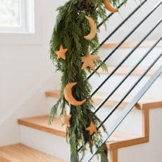 Over the Moon: How to Make Star and Moon Ornaments for the Holidays