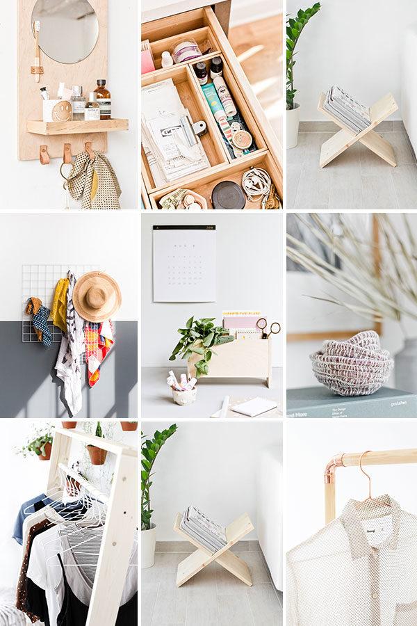 33 (DIY) Ways to Organize Your Life. #organization #organized