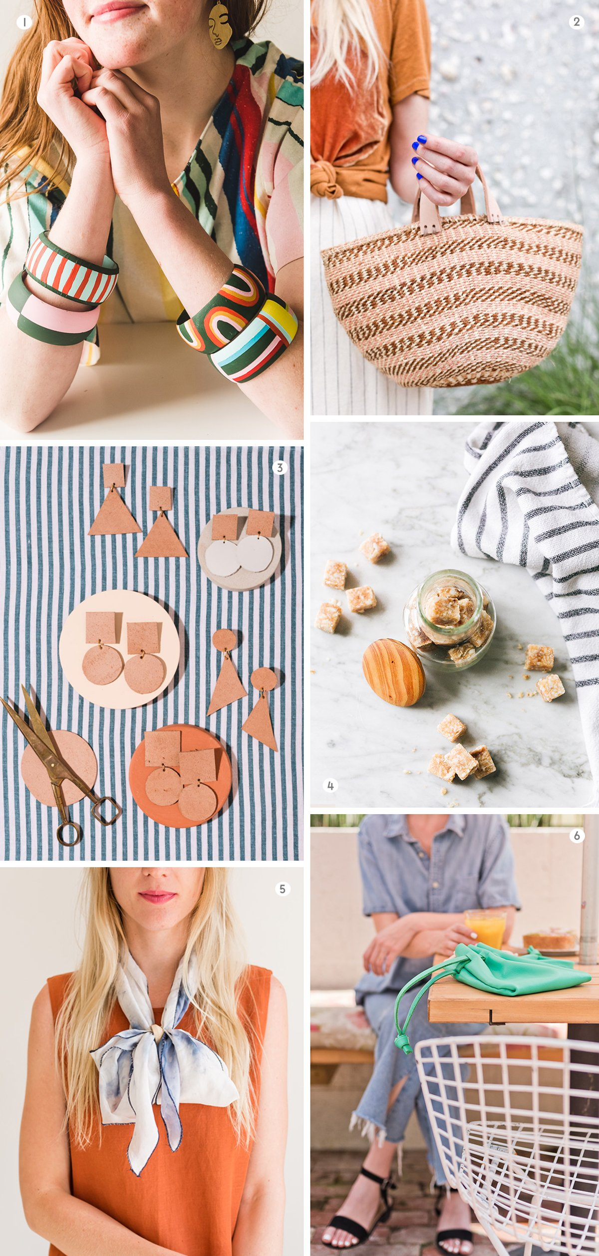 6 DIYs to Try this Weekend #fashiondiy #weekendproject