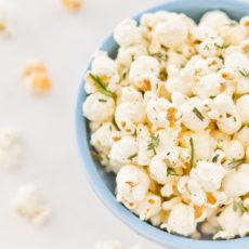 5 (Easy) Savory Popcorn Recipes for Movie Night
