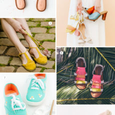 Shoe Win: 12 (Really Good) DIY Ways to Give an Old Pair of Shoes a Makeover