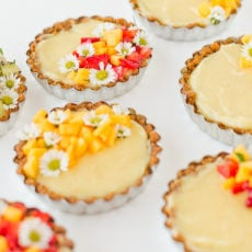 Tart It Up: Limited Ingredient Lemon Tarts