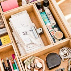 Clutter Control: How to Organize Your Junk Drawer Once and For All (in 5 Minutes)