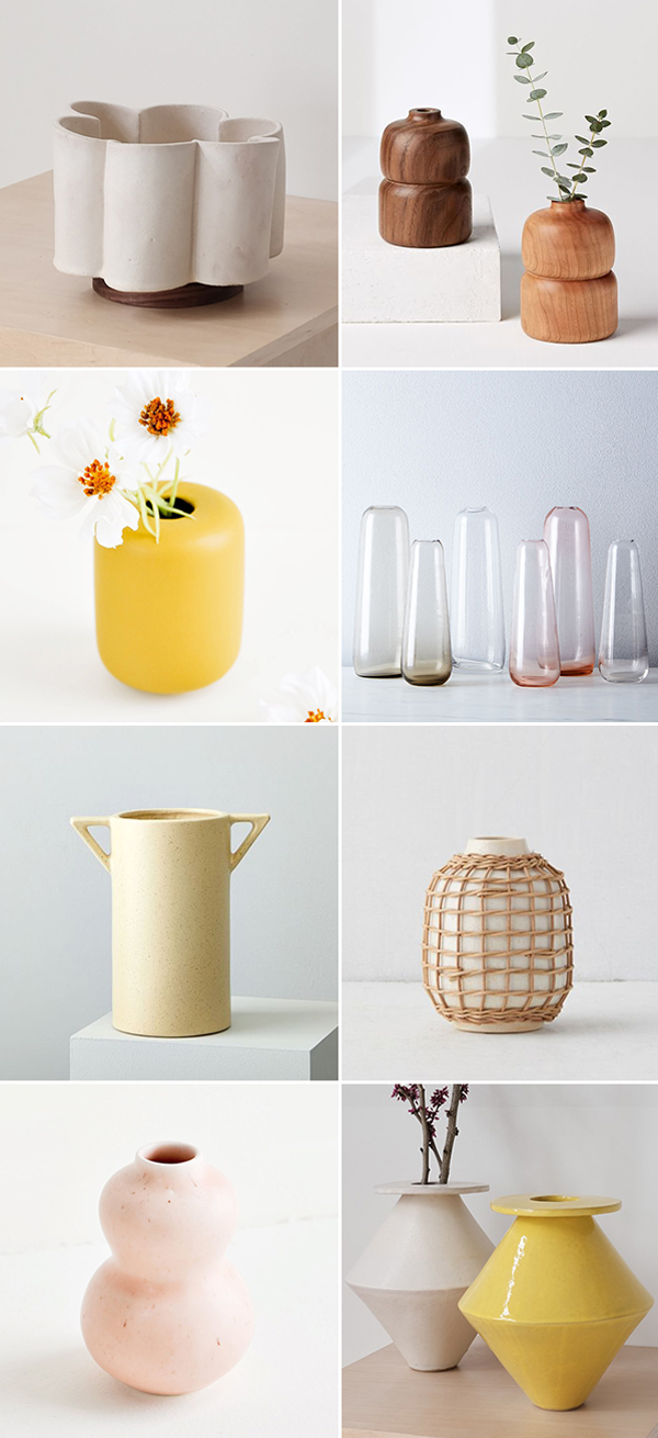 Vase Case: 16 Cool Modern Vases for Every Budget #vases #housewares #homedecor #modernhome