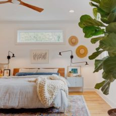 A Fall Refresh for Our Master Bedroom