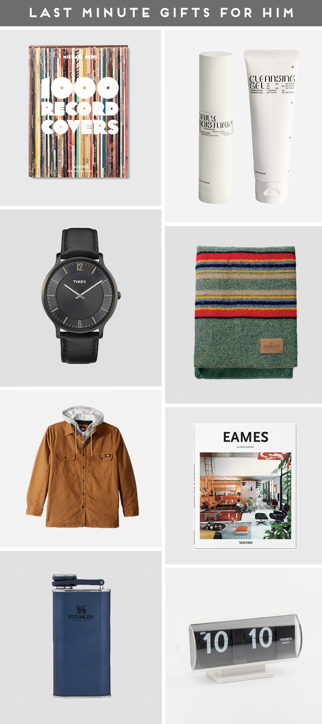 Last minute gifts for men that are all available on Amazon Prime