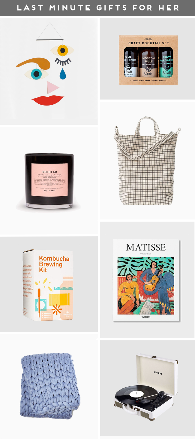 Last minute gifts for women that are all available on Amazon Prime