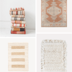 Rug Thug: How to Choose the Right Rug + 24 Really Cool Rugs to Get you Started