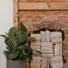 How to Make a DIY Fireplace Hearth