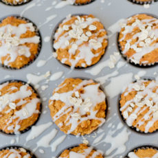 A Super Easy (and delicious) Pumpkin Muffins Recipe