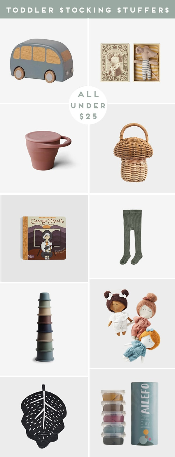 Roundup of toddler product images that would be cool stocking stuffers.